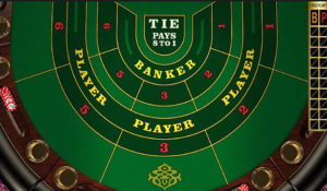 Baccarat Strategy Professional Baccarat System